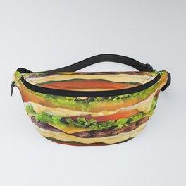 Burger Me! Fanny Pack
