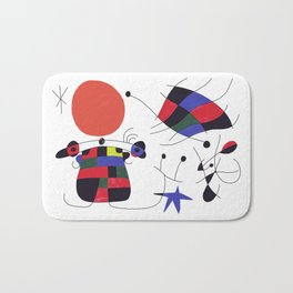 Joan Mirò #3 Bath Mat