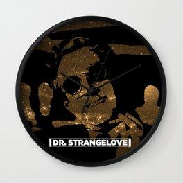 DR STRANGELOVE & COSMOS Wall Clock