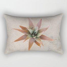 Mexico Succulent Rectangular Pillow
