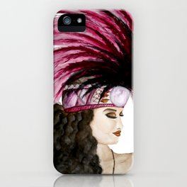 Tahitian iPhone Case