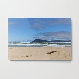 Neck Beach, Bruny Island Metal Print