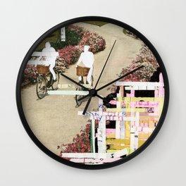 Utopia. Wall Clock