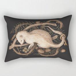 Blessings Surround You Rectangular Pillow