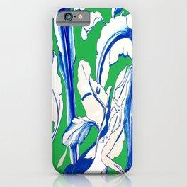 Saint Patrick's Day Succulent iPhone Case