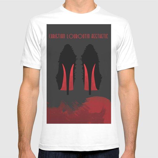 Christian Louboutin Aesthetic T-shirt
