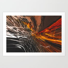 The Freedombird No.02 : The Phoenix Art Print