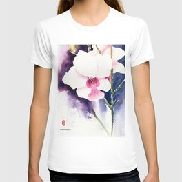 20130630 Singapore Orchid T-shirt