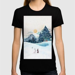 Happy Litlle Wildlife T-shirt
