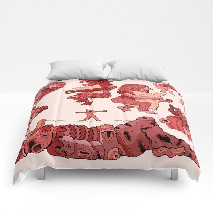 Valentine Comforters