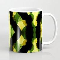 reggae Mugs featuring Reggae Fields by Stoian Hitrov - Sto