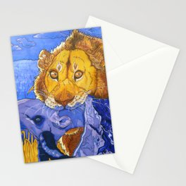 Complimentary Killer Stationery Cards