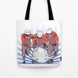 Cool Runnings - Bobsleigh 4 men team Tote Bag