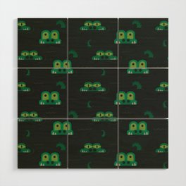 See you later alligator (Patterns Please) Wood Wall Art