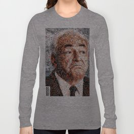 BEHIND THE FACE Dominique Strauss-Kahn | sexy girls Long Sleeve T-shirt