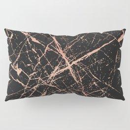 Copper Splatter 091 Pillow Sham