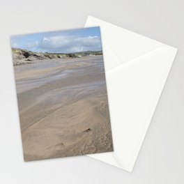 Cornwall Beach Photo 1818 with Cave Stationery Cards