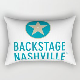 Backstage Nashville 2018 Rectangular Pillow