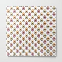 Easter Egg pattern Metal Print