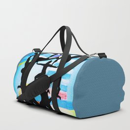 Bodies of Creative Expression Duffle Bag