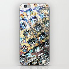015Pra1 iPhone & iPod Skin