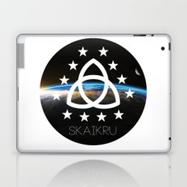Skaikru - The 100 Laptop & iPad Skin