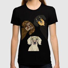 Triple Doxies T-shirt
