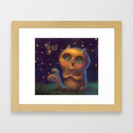 """All Aglow"" Framed Art Print"