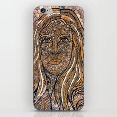 Bronzed iPhone & iPod Skin
