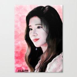 [Xszone]Twice Sana Digital Fanart 凑崎纱夏 板绘 Canvas Print