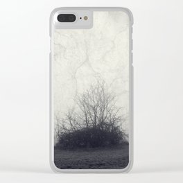tri angle Clear iPhone Case