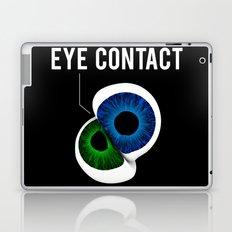 Eye Contact Laptop & iPad Skin