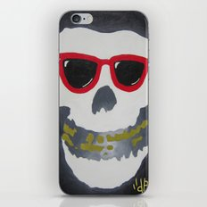 Old Dirty-Crimson Ghost-Face Killa iPhone & iPod Skin