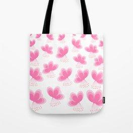 Cherry Blossom - In Memory of Mackenzie Tote Bag