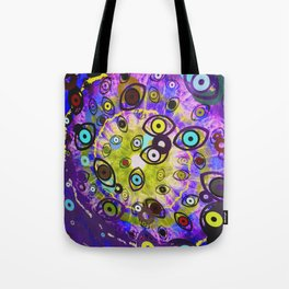 That Thing She Does With Her Eyes Tote Bag
