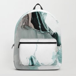 abstract painting XX Backpack