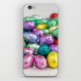 Easter Plate VIII iPhone Skin