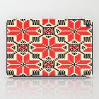 ukraine iPad Cases featuring Folk Ukraine  by florenceK