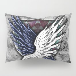 Wings of Freedom Pillow Sham
