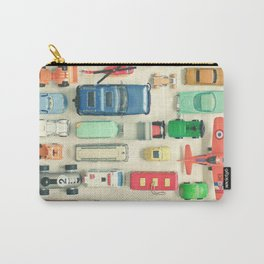 Free Parking Carry-All Pouch