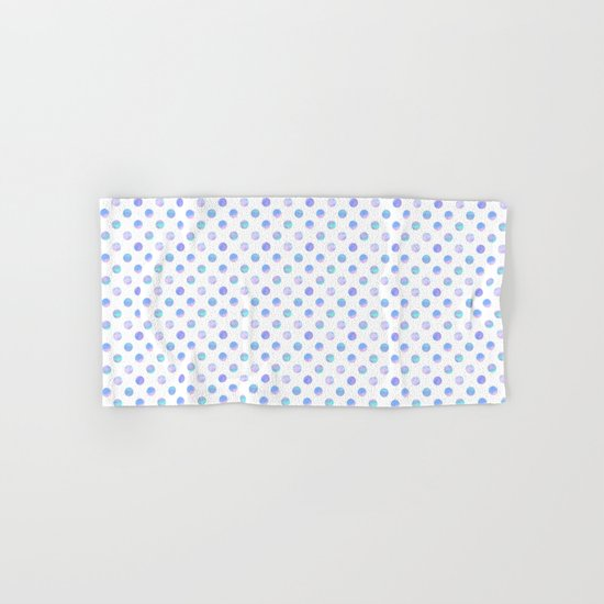 Dreaming Of Polka Dots Hand & Bath Towel