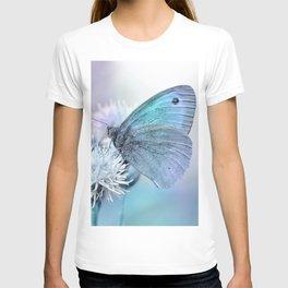 Butterfly blue 71 T-shirt