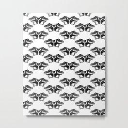 Dinosaur Love (Love-A-Saurus Rex) Metal Print