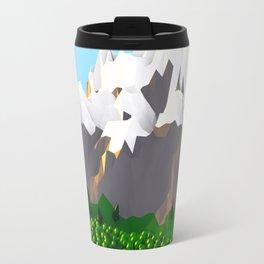 LALALA LANDSCAPE Travel Mug