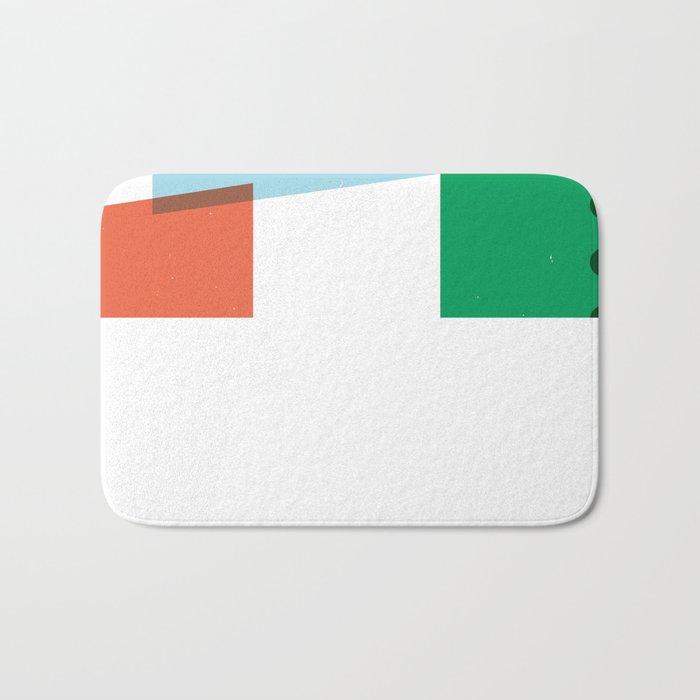 SECRET CYCLING FLAG - PANTANI Bath Mat
