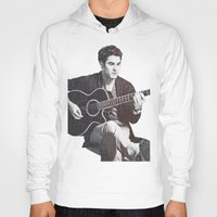 darren criss Hoodies featuring Darren Criss by kltj11