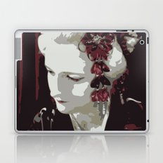 the fair-haired geisha Laptop & iPad Skin