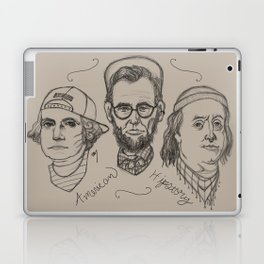 American Hipstory Laptop & iPad Skin