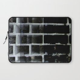 Abandoned wall xperiment xposure Laptop Sleeve