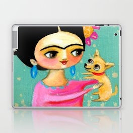 Sweet Chihuahua dog Laptop & iPad Skin